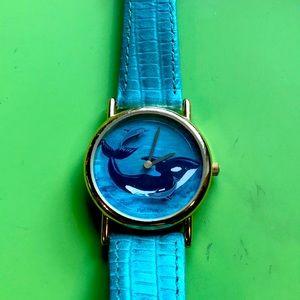 🐬🐳Beautiful Fashion Watch